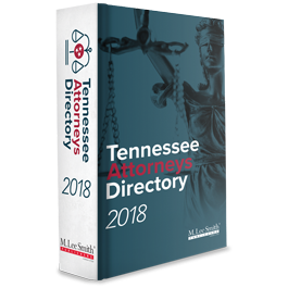 2018 Tennessee Attorneys Directory Online