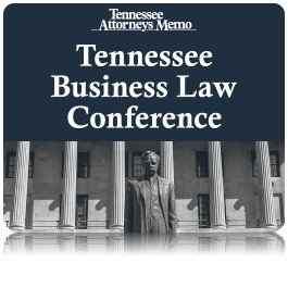 2nd Annual Tennessee Business Law Conference - Materials