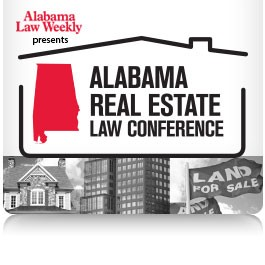 2015 Alabama Real Estate Law Conference - Materials Only