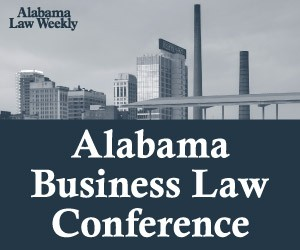 Alabama Business Law Conference - Materials Only