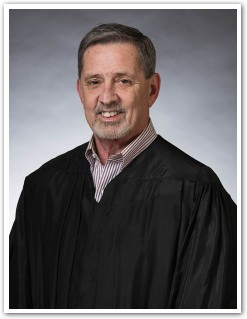 Judge Mark Fishburn